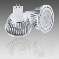 ingrosso la migliore qualità ha condotto le lampadine-Alta qualità Best New 5W 3030SMD Faretto a LED MR16 AC12V Lampadina bianca e bianca calda