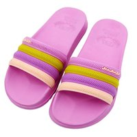 Wholesale W C Cover - AD03high quality Summer Children Shoes Girls Boys Slippers Kids Slippers Anti-Slip Slippers Beach Shoes flip-flops size 28-35