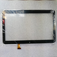 Wholesale Tablet Digitizer Replacement Glass - Replacement Touch Screen Digitizer Glass Sensor for 10.1 inch Tablet PC FX-C10.1-192 GT10PGX10 Tablet Touch Panel
