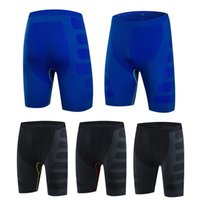 Wholesale Quick Comfort - Wholesale- High Quality 2017 Hot Selling Fashion Newest Summer Mens Quick Dry Stadium Tight Shorts Compression Comfort Skin
