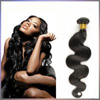Wholesale Human Hair Price Bulk - Retailer Price Body Extensions Wave Best Quality Free Shipping Natual Color Virgin Brazilian Hair Can Be Dye Human Hair