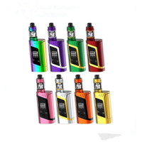 Wholesale Baby Ml - Hot SMOK Alien Kit 220W with 3 ml TFV8 Baby tank New Color Version starter Kits Full Color Green Gold etc. 100% Original