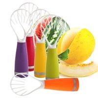 Wholesale Dig Tool - Fruit Scoop DIY Creative Kitchen Tool Fruit Dig Accessory Gadget Random Color