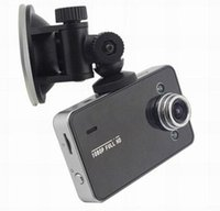 Wholesale HDMI Motion quot TFT K6000 HD P Car DVR Vehicle Camera Video Recorder LED Night Vision With Retail Package free DHL
