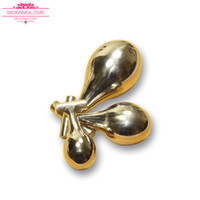 Wholesale Cheap Big Sex Toys - 2017 New Style Anal Toys stainless steel Big Size BDSM toys women Butt Plug 73mm cheap sex toys for female
