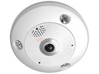 Wholesale High Resolution Ir Lens - HIKVISION OEM(DS-2CD63C2F-IVS)N120FA, 12MP IP HIGH RESOLUTION(4.5K) FISHEYE CAMERA, 1.19mm LENS, 360° VIEW SUPPORT AUDIO, IR RANGE UP TO 30f