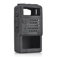 ingrosso baofeng uv 5r case-Wholesale- Custodia protettiva in silicone morbida per Baofeng UV-5R / UV-5RA / UV-5R Plus / UV-5RE / UV-5RC / F8 +