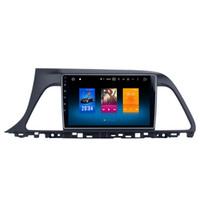 "Wholesale Sonata Radio - 9"" Touch Screen Android 6.0.1 System Car DVD For Hyundai Sonata 2015+ Auto GPS Radio RDS WIFI 4G Mirror Screen Octa Core 2G RAM Multimedia"