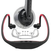 Bluetooth Headset blackberry pieces - Bluetooth Headphones S9 Wireless Stereo Headsets Sports Speaker Neckband Earphones Bluetooth With Retail Package Pieces DHL