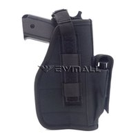 Wholesale Px4 Holster - Universal Tactical Right Hand Belt Gun Holster with Mag Pouch Fits Most Pistols Revolvers For LCP LC9 PF9 USP PX4 For Glock 17