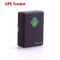 Tracker di SOS di tempo reale del veicolo di automobile dell'automobile di GPRS di 10Pcs / lot Mini A8 GPS che segue il trasporto di Device.Fast