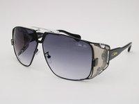 Wholesale Cazal Women Sunglasses - 951 Sunglasses Cazal Frames Women Men Vintage Large Sunglasses Cazal Brand New Large Eyewear With Hard Case De Soleil Homme