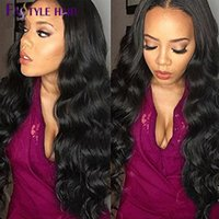 Wholesale Low Price Virgin Remy Hair - Hot Selling!!!Fastyle Brazilian Body Wave 4pcs lot Unprocessed Brazilian Peruvian Malaysian Indian Virgin Human Hair extensions Low Price