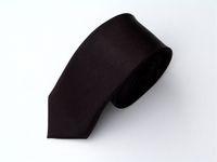 Wholesale Mixed Skinny Ties - Slim Skinny Tie Mens Tie Necktie Neck TIE 50pcs lot mixed design color #1312