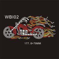 свободные конструкции теплопередачи оптовых-Популярный мотоцикл WBI02# 7