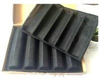 pãezinhos venda por atacado-12 pcs um Conjunto de 5 Rolos de Pão De Silicone não-aderente Formas de Pão 5 Pão de Metrô