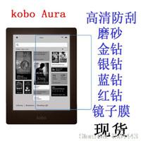 Wholesale Screen Protector Kobo - Wholesale- Matte Screen Film HD Screen Protector for Kobo aura 6 inch Ebook Reader (Not HD)