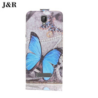 Wholesale L5 Leather - Luxury PU Leather Case For ZTE Blade L5 Plus Flip Cover Case Cases Protective