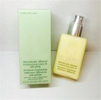Wholesale Dramatically Different - Hot selling Face Skin care products butter dramatically different moisturizing lotion+  gel lotion gel oill butter 125ml 24pcs DHL