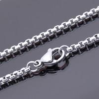 pulseira de rolo venda por atacado-Moda Jóias Tornozelo Pulseira de 2.5mm Cadeia Rolo Suave À Prova D 'Água Tornozeleiras de Aço Inoxidável 9
