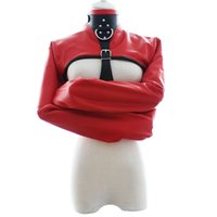 Wholesale Cosplay Sex Toys - Breast and Neck Bondage Restraints Adult Games Cosplay Sex Slave Dog Slave Fetish Bdsm Neck Bondage Sex Toys for Couples