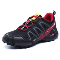 Wholesale Purple Trail - Hot sale Speedcross 3 new arrival Men trail running trail racing shoes outdoors running shoe cross-country free shipping