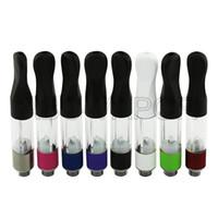Wholesale Cigarette 6ml - 510 thread cbd oil pen bud touch o pen cartridge .6ml bud atomizer for 510 oil vaporizer e cigarette-01