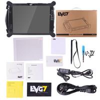 Wholesale Launch Controller - Diagnostic Tablet PC EVG7 DL46 HDD500GB DDR2GB 4GB 8GB Diagnostic Controller Tablet PC With Diagnostic Software BY DHL SHIP