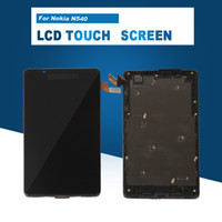 Wholesale Cheap I Phone - LCD Dispaly Touch Screen Best I Touch Mobile Phone Cheap Price For Nokia Lumia 540 Batch Manufacturing
