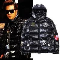 Wholesale Top Quality Ski Jackets - Mastermind X MMJ Japan Outdoor Waterproof Jacket Men Women Winter Ski Coat High Quality Winder Breaker Coats Fashion Outerwear Top Quality