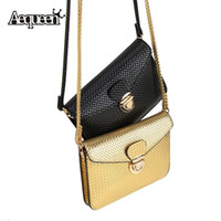 Wholesale Pocket Toothpick - Wholesale-Women Fashion Handbag Toothpick Pattern Small Solid Bag Mobile Phone Bags Shoulder Crossbody Mini-package Envelope Clutch Purse