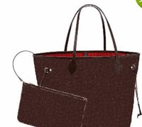 Wholesale Hot sell and retail womens totes shoulder bags purse M40997 style pick
