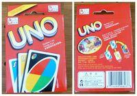 Wholesale fun travel - Fun UNO 112 UNO Solitaire Games Family Friends Travel Instructions Fun Toys