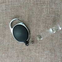 Wholesale Anti Theft Car Lock - Telescopic Keychain key ring buckle creative pull anti-theft rope buckle
