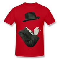 camisas dos homens de algodão on-line venda por atacado-Homem de fumo Personalizado Família T Camisa Dos Homens de Moda Hombre Online Tees Mens 100% Algodão Camisetas Camisetas New Color