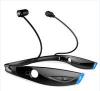 Wholesale Wireless Bluetooth Earplug - Bluetooth headsets, headphones, the latest design of wireless music headphones, stereo earplugs, sports   running