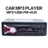 Wholesale Car Radio Bluetooth 1din - 1188B 1DIN 12V Car Radio Stereo FM MP3 Player Bluetooth AUX Input with Detachable Front Panel and Remote Control CAU_01K