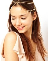 Wholesale Cheap Wedding Jewelry For Brides - Fashion Gold Leaf Jewelry Bridal Headbands For Bride Bridal Wedding Hair Headpieces Wedding Headpieces Accessories for Women Cheap