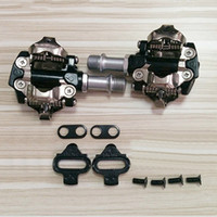 Wholesale MTB Mountian Bike MTB Cycling Self locking Ultralight Pedal Aluminum Alloy Bearing Seal Bicycle Pedal Bicycle Accessories