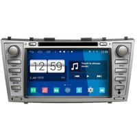 Winca S160 Android 4.4 Système Car DVD GPS Headunit Sat Nav pour Toyota Camry 2007 - 2011 avec Wifi Radio Stereo 3G Host