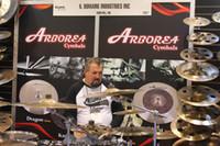 cymbales jouets achat en gros de-Arborea Ghost série tambour cymbale 16 pouces chine vente chaude de Chine avec de haute qualité et bon prix de la Chine.