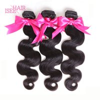 3Pcs Brazilian Body Wave Virgin Hair Weft Brasileirão Malaio Índico Formas de cabelo ondulado do corpo 8A Unprocessed Hair Hair Extensions Uk