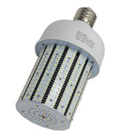Wholesale 50Watt V LED Corn Cob Bulb W Mercury Vapor Light Replacement K Daylight E39 Retrofit High Bay Parking Street Fixture VAC