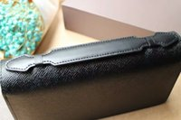Wholesale purple wallet small - Best quality AAAAA genuine leather wallets hot selling coin purse clutch bag small purse men and women daily use bags