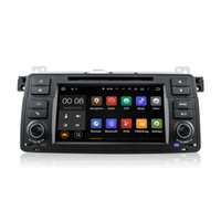 Wholesale Tv Dvd Screens For Navigator - Android 5.1.1 Car DVD Radio Player GPS Navigator for BMW 3 Series E46 M3 Rover 75 With Wifi Bluetooth DAB+ CanBus