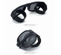 Wholesale Cheap Black Eyeglass Frames - New Design Cheap SunGlasses Snap Eyeglasses Anti UV Out Door Ocular Sports Spectacles Beach Glasses With Bracelets