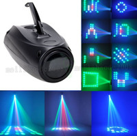 Wholesale Music Sound Effect - Led Stage 64Led DJ Disco laser Light Sound-actived RGB White Stage lamp Music Show for DJ Party KTV Bar Effect light Holiday ligh MYYt