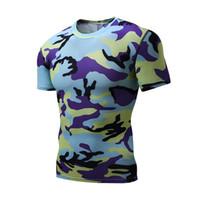 serie de camisetas al por mayor-NF men   2017 verano nuevo cómodo para hombre camiseta de manga corta serie leopardo de manga corta