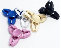Wholesale United Toys - Fidget Spinner Metal Single Handedly Hand Spinners Crab Gyro Finger Toy United States EDC Spinning Top For Decompression Anxiety Y041