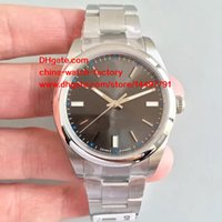 Wholesale Factory Auto Glass - 3 Color Luxury Top Quality Brand Watch BP Factory Maker 39mm 114300 Sapphire Glass Swiss CAL.3255 Movement Automatic Mens Watch Watches